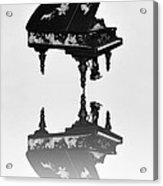 A Grand Piano Acrylic Print
