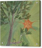 A Great Tree Grows Acrylic Print