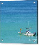 A Great Way To Spend A Day Acrylic Print