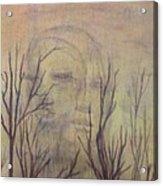 A Greater Depth Acrylic Print