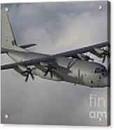 A Hercules C130j Transport Aircraft  Acrylic Print