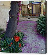 A Hint Of Spring Acrylic Print