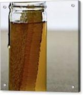 A Jar Of Honey Acrylic Print