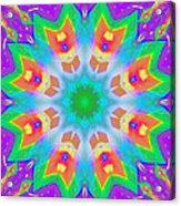A Kaleidoscope Of Wonder Acrylic Print