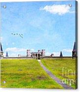 A Kings Castle Acrylic Print