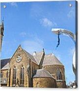 A Leap Of Faith Acrylic Print