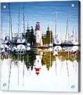 A Lighthouse Acrylic Print