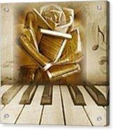 Music Of The Night Acrylic Print