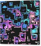 A Maze Zing - 03c01 Acrylic Print