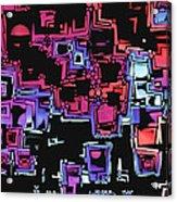 A Maze Zing - 03c07 Acrylic Print