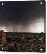 A Navajo 'male' Rain Acrylic Print