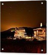 A Night At Haynes Ranch IIi Acrylic Print