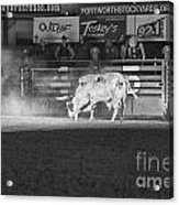 A Night At The Rodeo V2 Acrylic Print