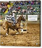 A Night At The Rodeo V20 Acrylic Print