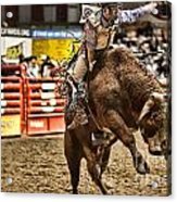 A Night At The Rodeo V6 Acrylic Print