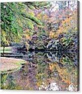 A November Memory 2012 - L Acrylic Print