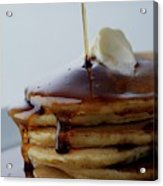 A Pancake Stack Acrylic Print