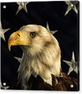 A Patriot Acrylic Print