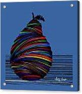 A Pear 2002 Acrylic Print