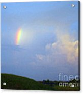 A Piece Of The Rainbow Acrylic Print
