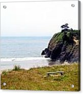 A Place Of Solitude Acrylic Print
