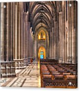 A Place Of Worship Acrylic Print