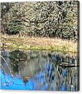 A Place To Ponder 055 Acrylic Print