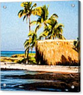 A Place To Relax Acrylic Print
