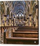 Place To Worship Acrylic Print