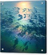 A Rainless Rainbow Acrylic Print