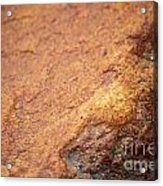 A Red Rock Acrylic Print