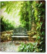 A Restful Retreat Acrylic Print