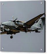 A Royal Air Force Shadow R1 Aircraft Acrylic Print