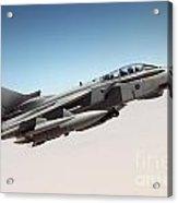 A Royal Air Force Tornado Gr4  Acrylic Print