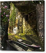 A Secret Place Acrylic Print