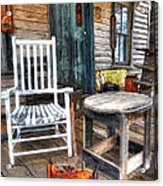 A Simpler Time II - Rural North Carolina Acrylic Print