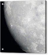 A Southern Super Moon Shot Acrylic Print