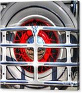 Spare Tire Acrylic Print