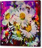 A Splash Of Spring Acrylic Print