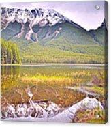 A Still Day At Buck Lake Acrylic Print