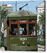 A Streetcar Named Something Else Acrylic Print