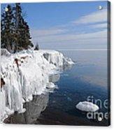 A Superior Winter Day #2 Acrylic Print