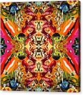 A Tasty Wall Of Healing Acrylic Print