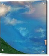 A Twin's Perspective Acrylic Print
