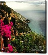 A View From Above Acrylic Print by H Hoffman