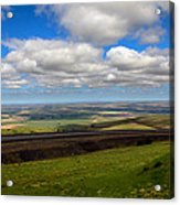 A View From Cabbage Hill Acrylic Print