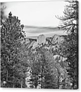 A View From Estes Park Acrylic Print