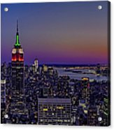 A View From The Top Acrylic Print