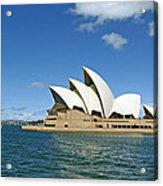 A View Of The Sydney Opera House Acrylic Print