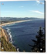 A View Point Acrylic Print